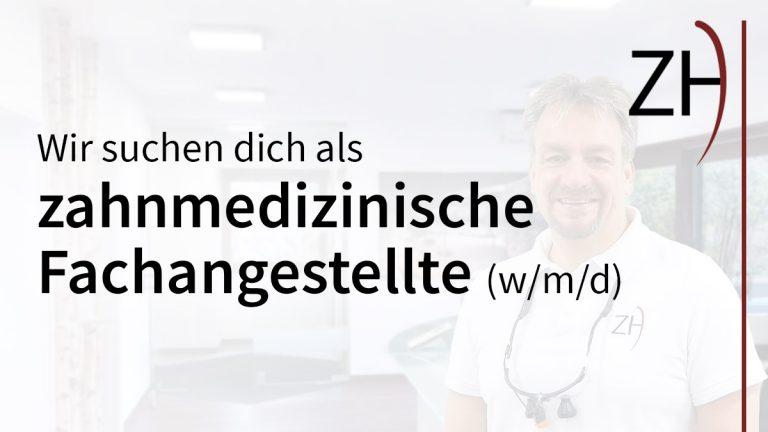 Karriere als zahnmedizinische Fachangestellte in der Zahnarzrpraxis Haun in Herzebrock-Clarholz